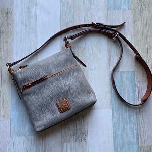 Dooney & Bourke Crossbody Leather Handbag EUC